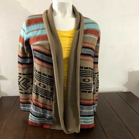 BB Dakota Sweaters - BB Dakota striped cardigan